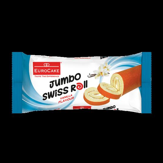 JUMBO SWISS ROLL VANILLA - SINGLE