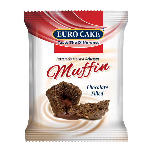 Eurocake_Extra Moist Muffin Chocolate Filled