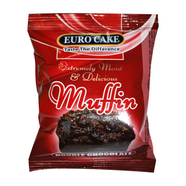 Eurocake_Extra Moist Muffin Double Chocolate