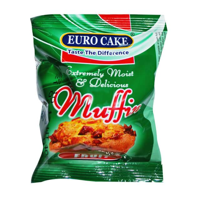 Eurocake_Extra Moist Muffin Fruit