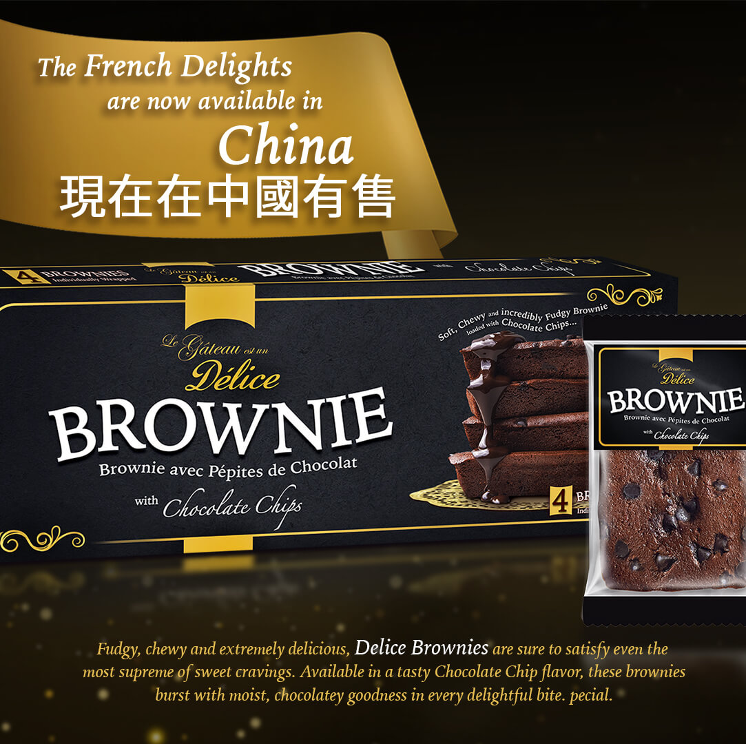 Dofreeze to Launch French-Inspired Delice Products in China-2