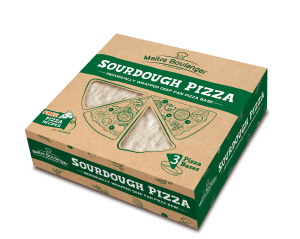 Maitre Boulanger Sourdough Pizza Base