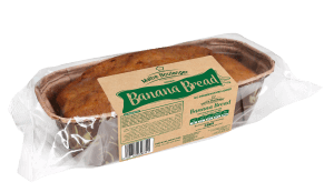 Maitre Boulanger Banana bread sticker - Mock up 02
