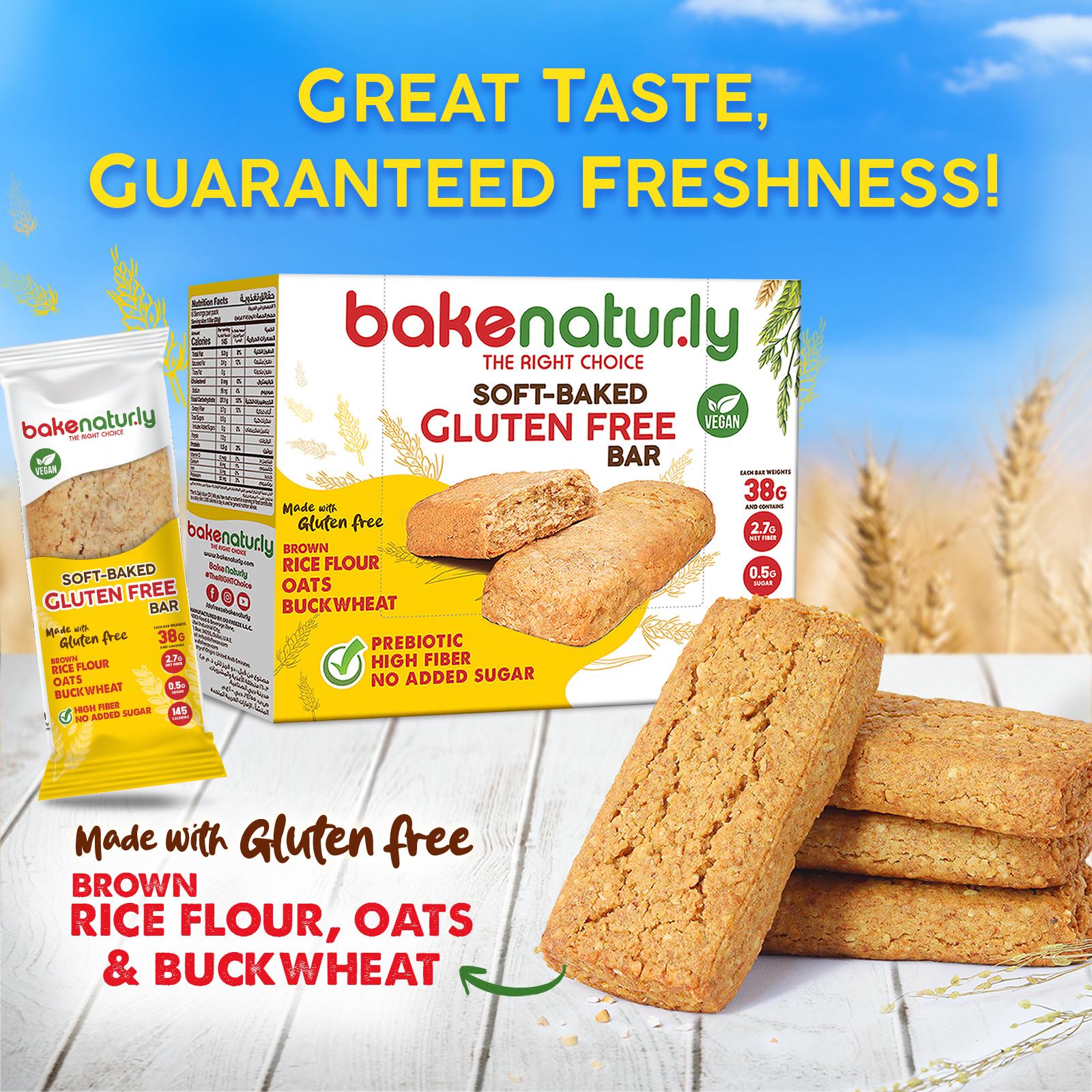 Bake Naturly Gluten Free Bar Press Release 02